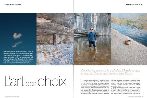 Tom Charbit Ceramics Online Shop - Article Ateliers d-Art - L-Art des Choix 1